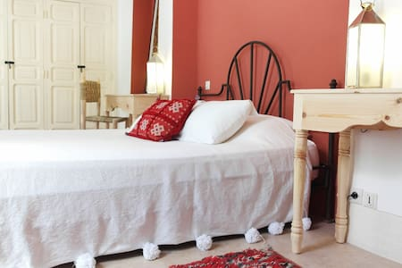 YOUR DOUBLE ROOM AT RIAD HELEN - B&B + WIFI 1 - Marrakesh - Bed & Breakfast
