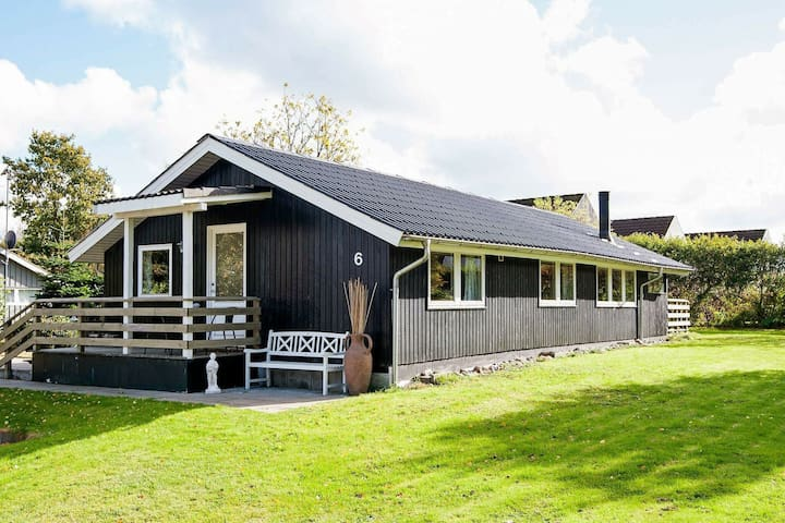 Cosy holiday home in Juelsminde with Sauna