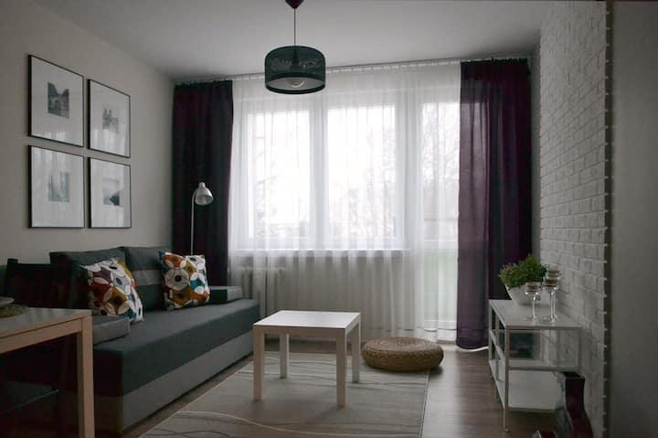 Apartament 24 ul.Proletariacka 2A centrum