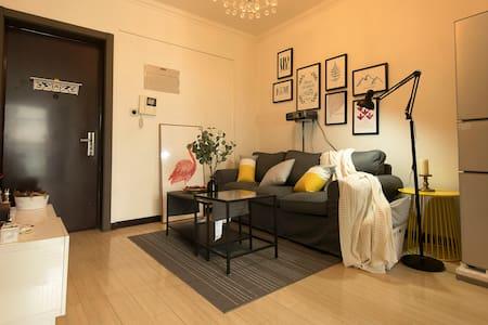 国贸,CBD,大望路,影音欧式温馨一居室。 - Beijing - Apartment
