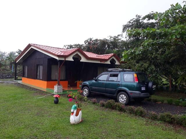 """Casa de campo """"El Artista"""""""