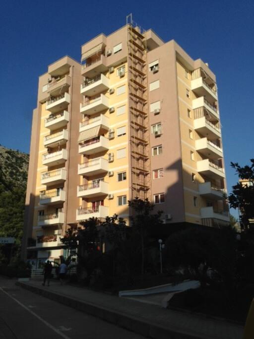 Kompleksi Adriatik-07 house 7th floor
