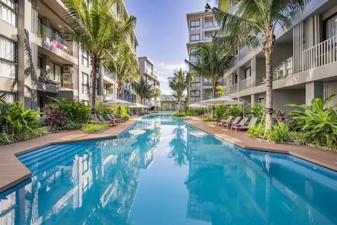Amazing Apartment in Bang Tao Beach, Diamond Condo