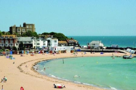 Victorian seaside home - Broadstairs - Casa