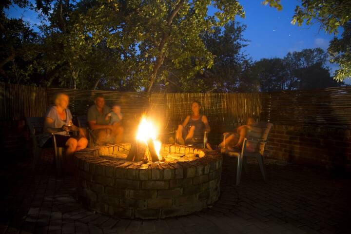 Bush Lovers Lodge Bushcamp