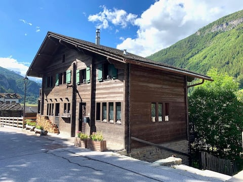 Cosy chalet in the heart of Evolène
