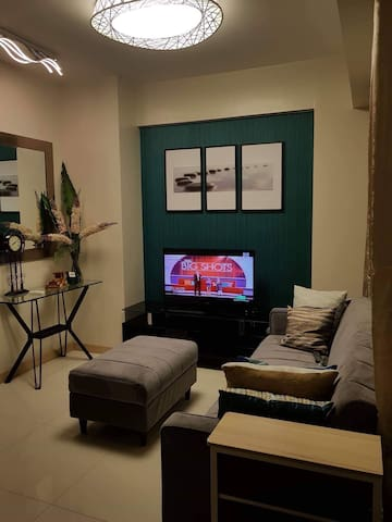 Prime Jade 2BR condo in the Heart of Dvo city+wifi
