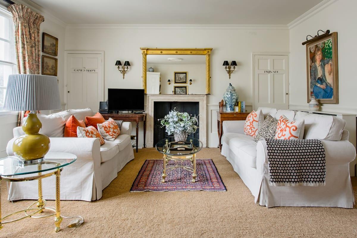 Luxury Regency Apartment in the Heart of Bath