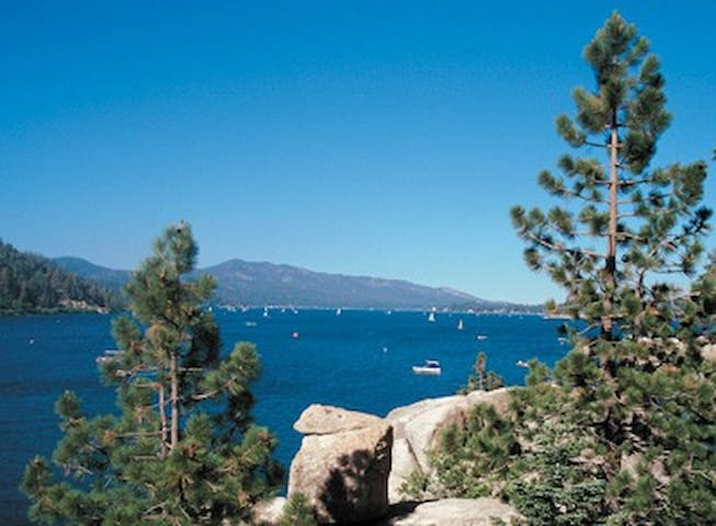 2-Bedroom Condo/Resort at Big Bear Lake CA
