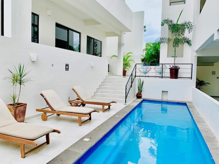 NEW Florence Sayulita Condo | Location ★ A/C ★ Saltwater Pool