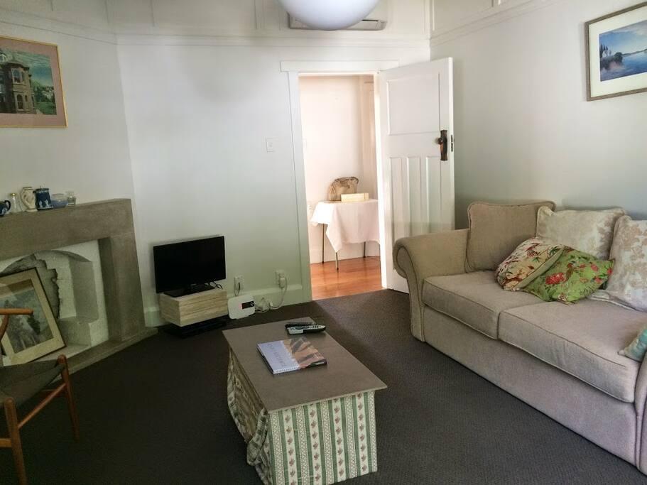 Separate lounge