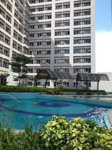 A newly turned over condo near BGC