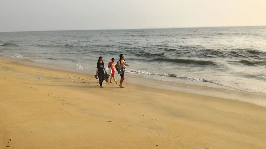 Kannur West Beach House
