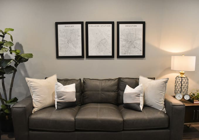 New Fully Furnished Condo in College Station #303