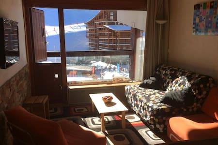 Appartement cosy & neuf Arc 2000 -  front de neige - Bourg-Saint-Maurice - Appartement