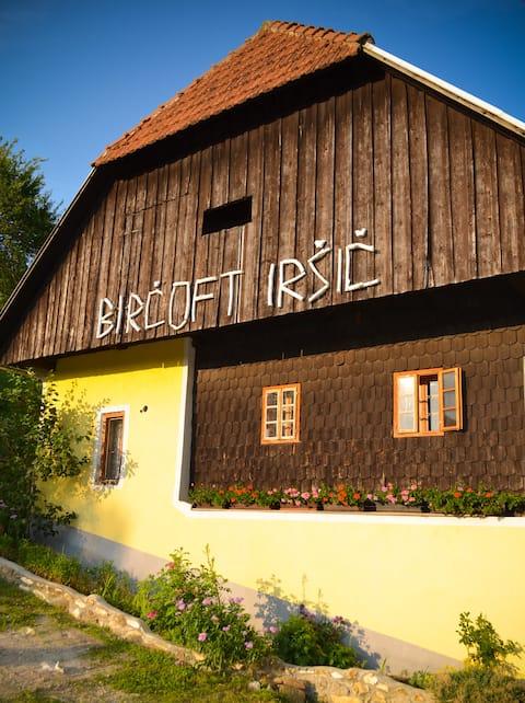 Country house Skomarje - BIRCOFT IRSIC