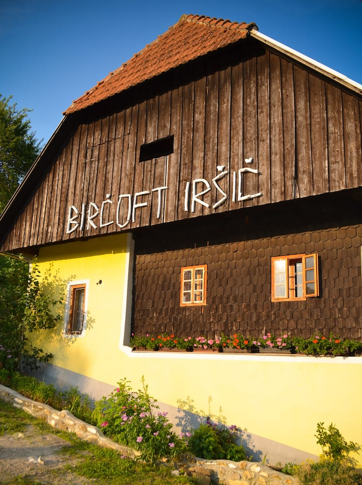 Country house Skomarje - BIRCOFT IRSIC