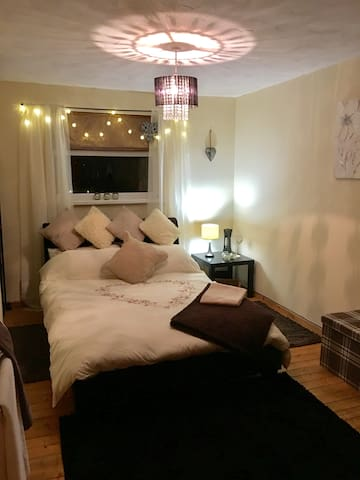 Stunning  newly decorated double room .... - Cardiff - Ev