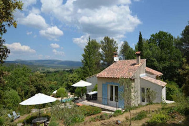 Ferienhaus in Nans-les-Pins mit privatem Pool