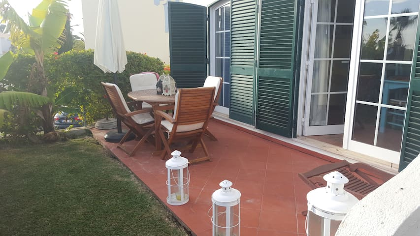 Vilamoura Condo T2 Pool and Garden - Quarteira - House