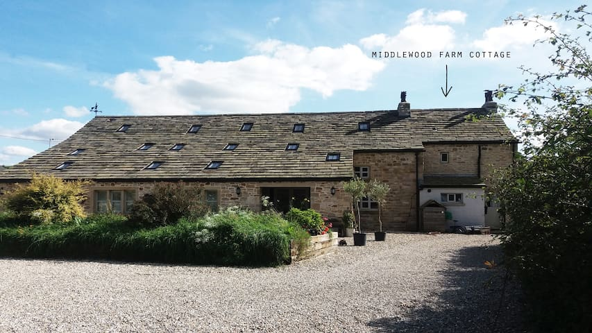 Middlewood Farm Cottage, Roughlee - Barrowford