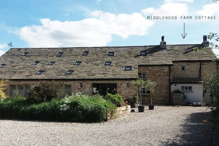 Middlewood Farm Cottage, Roughlee - Barrowford - Hus
