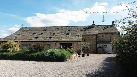 Middlewood Farm Cottage, Roughlee