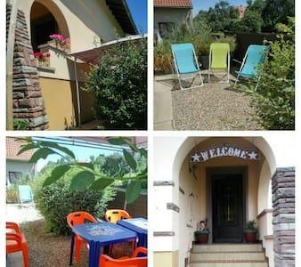 Vacances en Alsace ,à la campagne - Baldenheim - Apartament