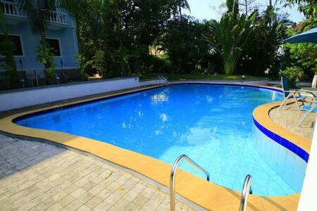3 BHK villa with pool,close to famous beaches - Candolim