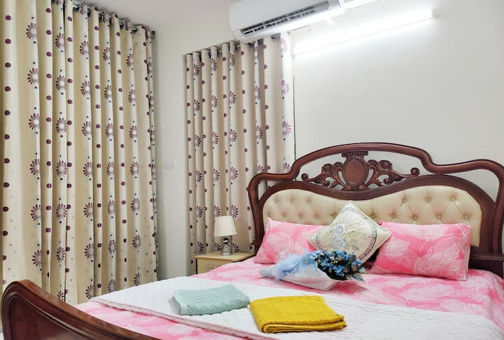Affordable Luxury (Covid Safe) stay at Bashundhara