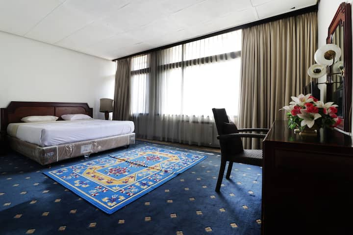 Suite Room at Hotel Istana Bandung