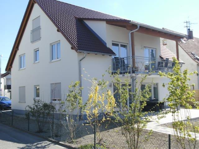 Ferienwohnung Haus Wally A - Langenargen