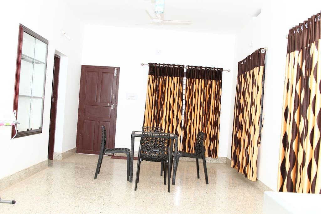 upstair hall