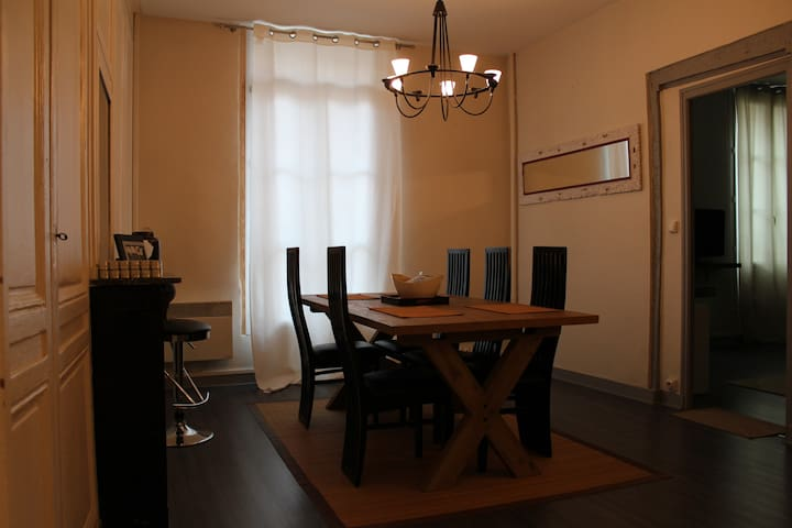 Appartement 65m² centre ville Rouen - Rouen - อพาร์ทเมนท์