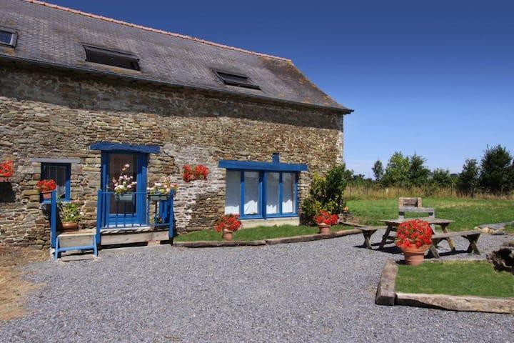 Chambre d'hôte en pleine campagne - Martigné-Ferchaud - Huis