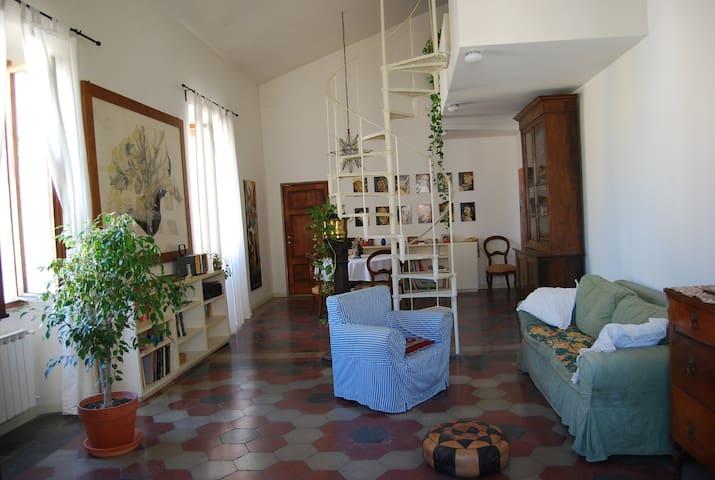 """""""Su al Celio""""(Colosseo) 2 arancione"""