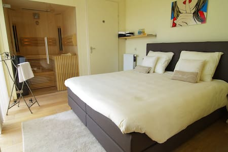Private apartment with terrace - Leidschendam - Wohnung