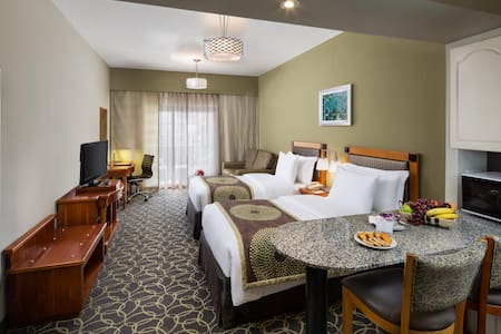 Savoy Park Hotel Studio Apartment Al Mankhool
