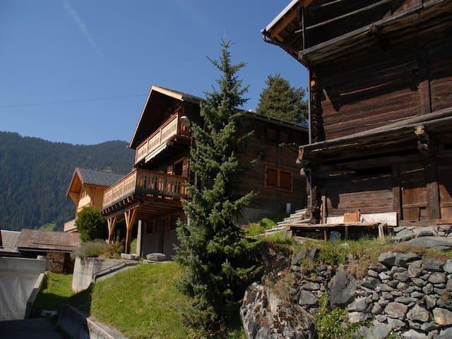 Studio for winter season in Verbier - Bagnes - Apartamento