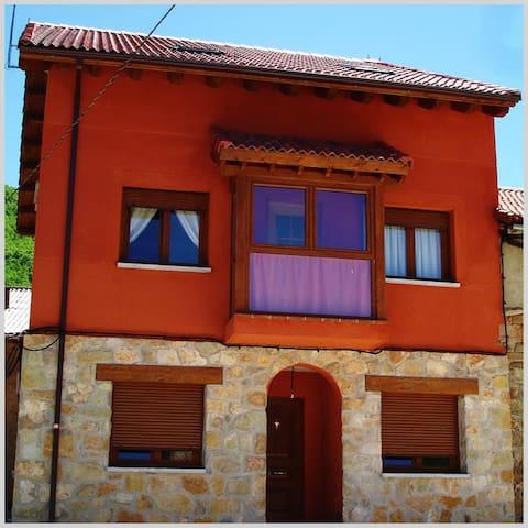 Alojamiento Villafrea - Villafrea de la Reina - Huoneisto
