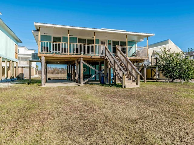 Private Home in Gulf Shores, Perfect for Group Getaways