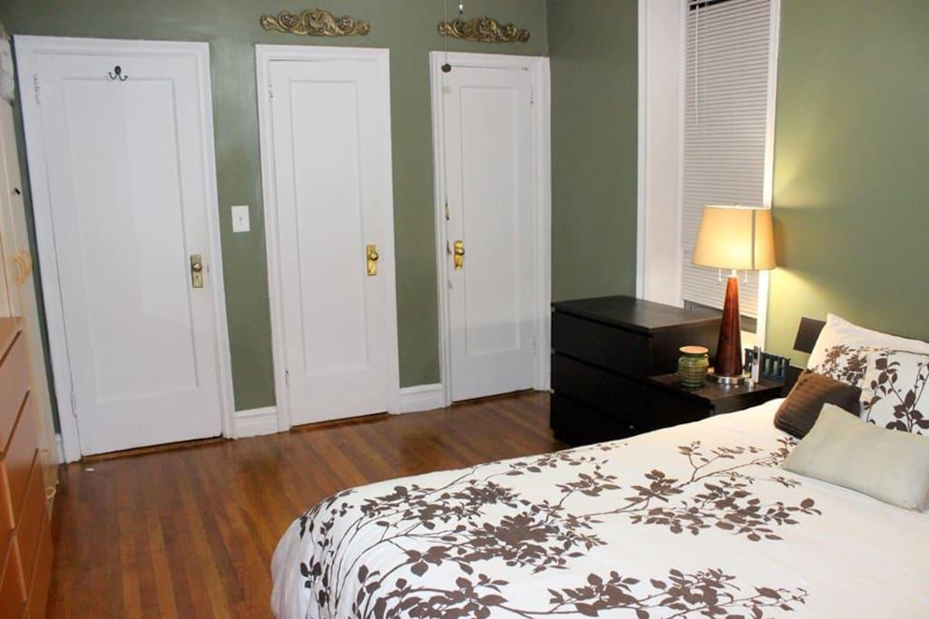 Very Spacious XL Bedroom