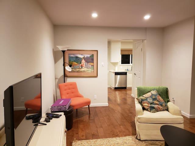 Central 3 Bedroom + Condo
