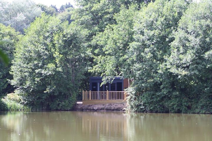 Lodge on a Lake