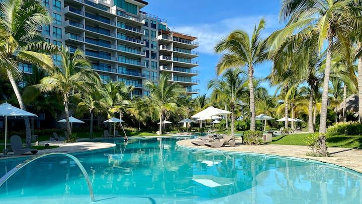Hermoso Departamento en  La Isla Acapulco