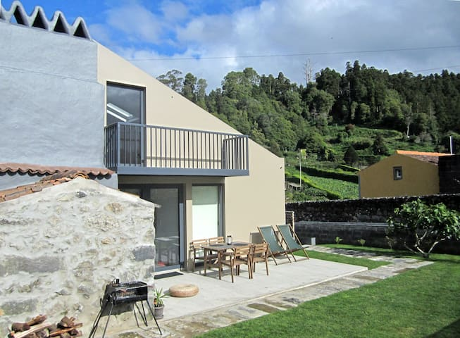 Furnas Valley design house (2Br) - Furnas - Apartment