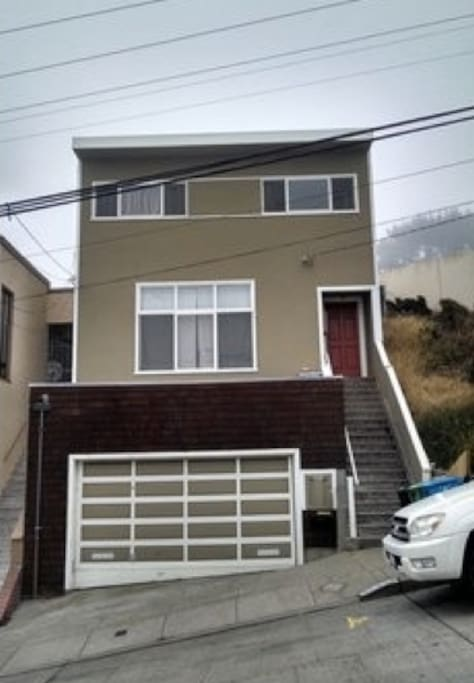 Bedroom With 2 Bed And Private Bathroom Houses For Rent In San Francisco California United