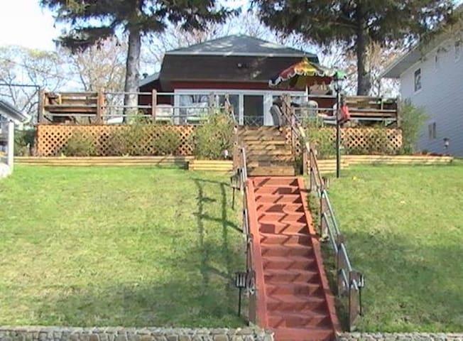 Lake Front Home in Michiana, MI - Michiana - House