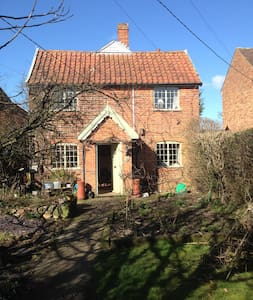 Cosy Cottage in the heart of Suffolk. - Suffolk - Hus