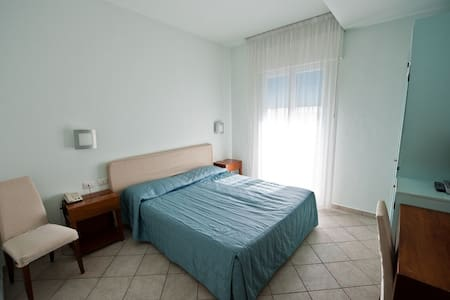 """Double room """"Wave"""" - fun and relax at the seaside - Marina di Ravenna"""